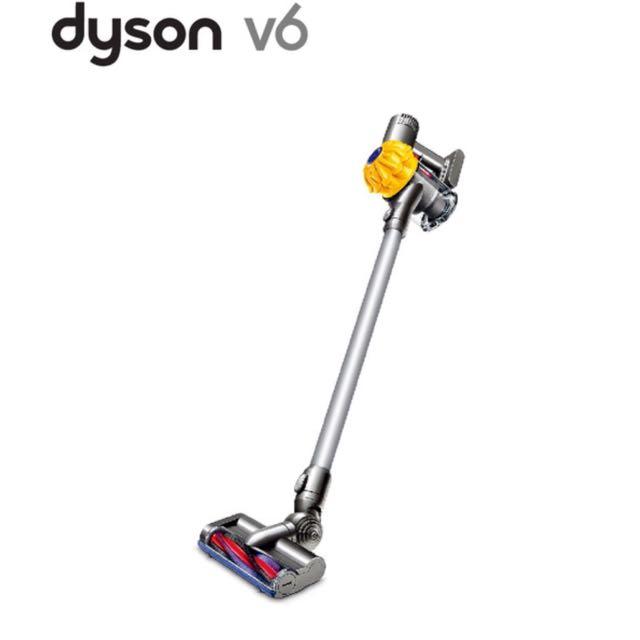 【dyson】無線手持式吸塵器SV03