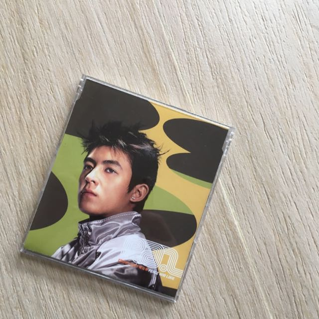 Edison 陳冠希 Peace And Love CD
