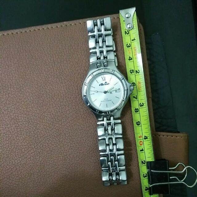 Ellesse瑞士石英錶
