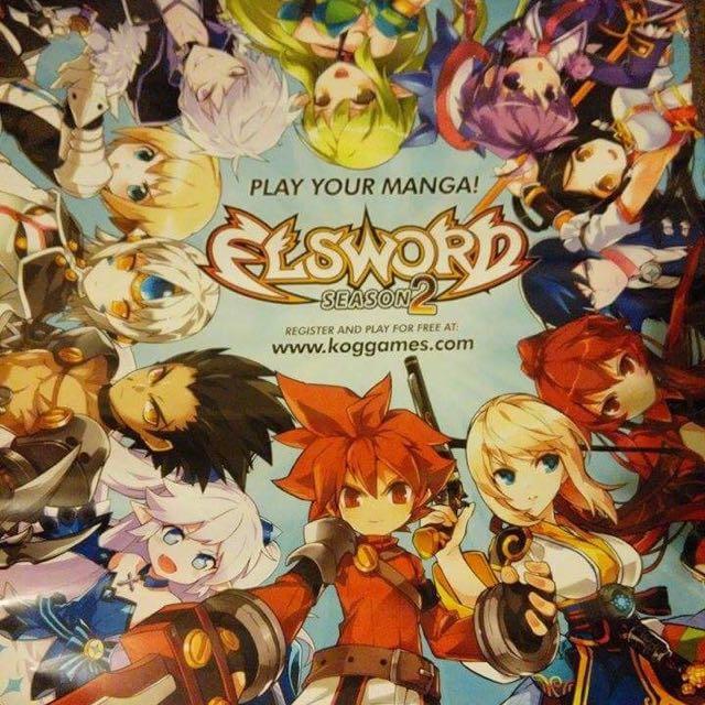 Elsword Season 2 Poster