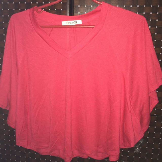 Forever21 Hanging Blouse