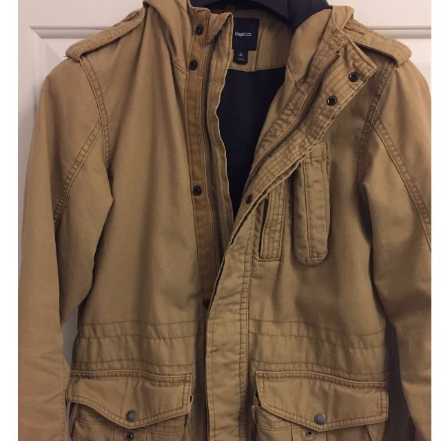 Gap Boys Camo Field Jacket (Size L)