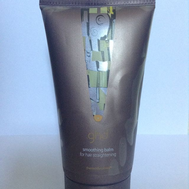 ghd smoothing balm for Hair Straightening