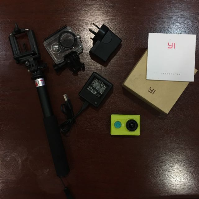 GoPro Alternative: XiaoYi Yi Action Camera