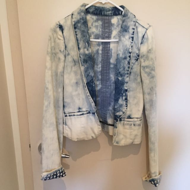 GUESS Jeans Jacket Size XS