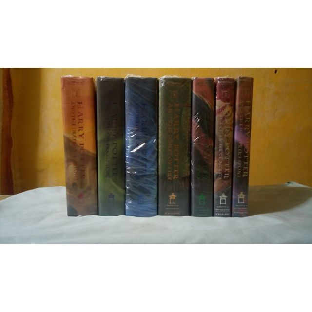 Harry potter bookset
