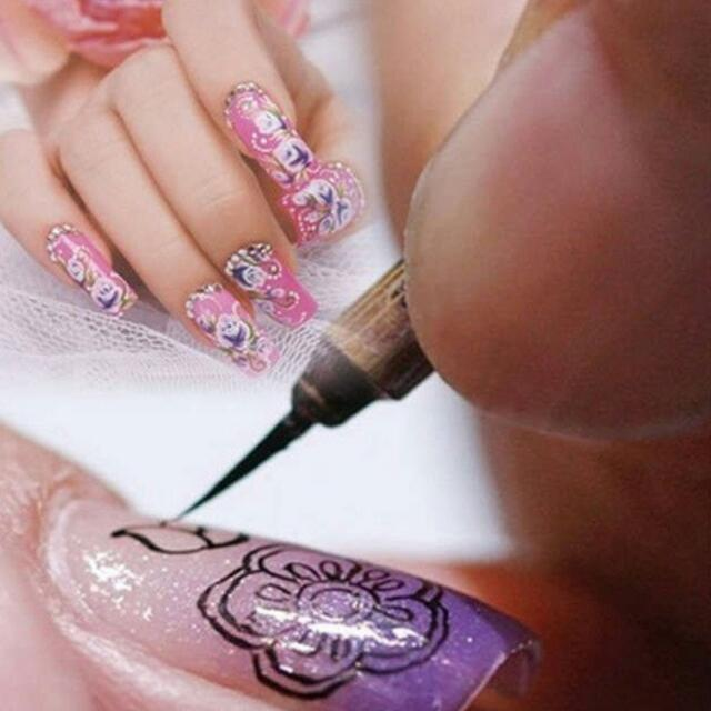 Hot Nail Art Images Easy Nail Designs For Beginners Step By Step