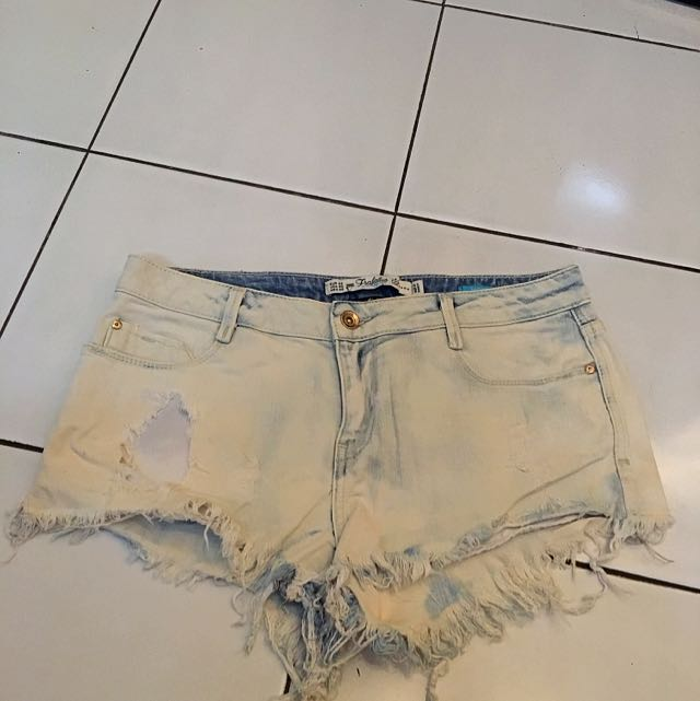 Hot Pants Zara
