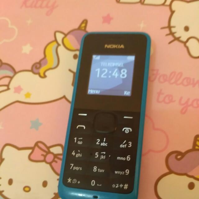 Hp Nokia 105