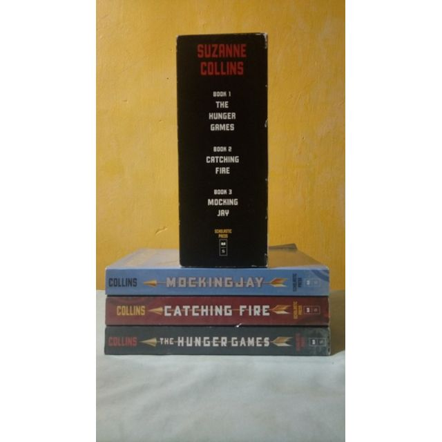 Hunger games boxset