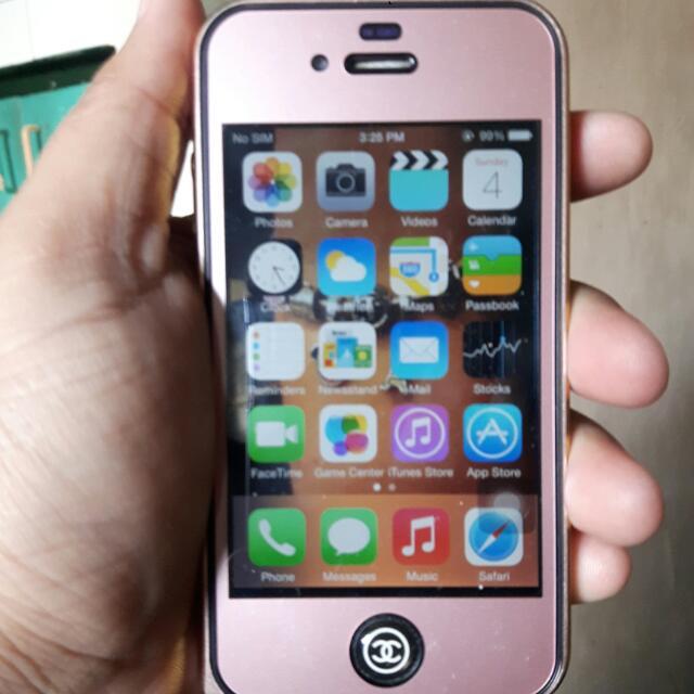 Iphone 4 16gb ( Customized Unit )