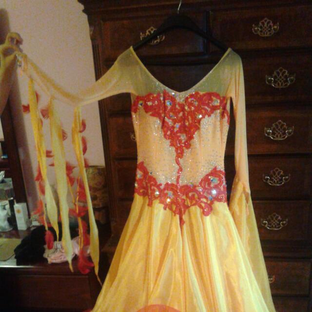 Italian Marabo Dress