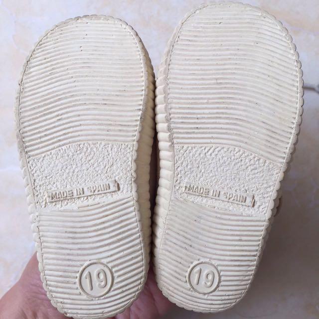 Jacadi Baby Shoes
