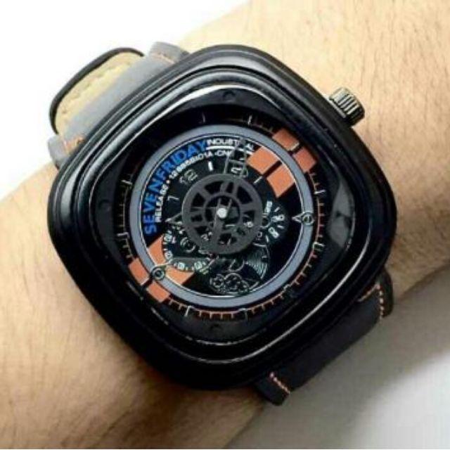 jam tangan seven friday Premium sport elegant mewah best seller limited b13e1bc90e