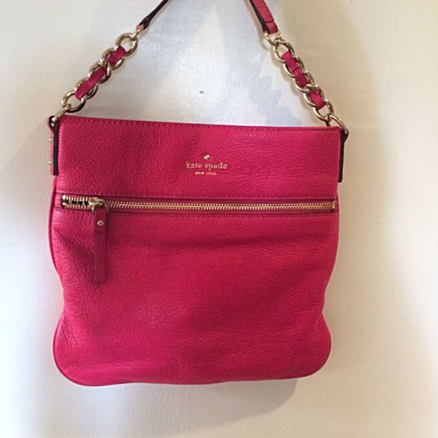 Kate Spade Shoulder Bag Pink