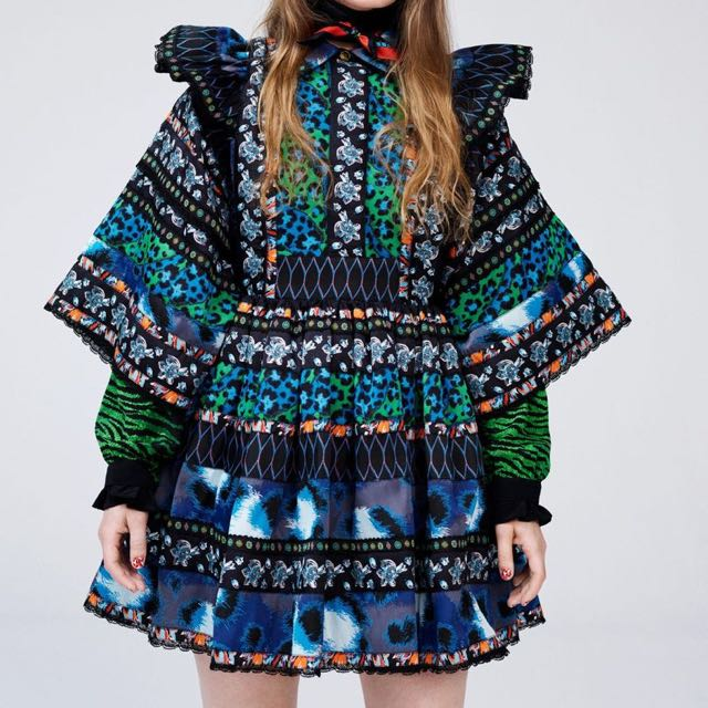 Kenzo X H&M Dress