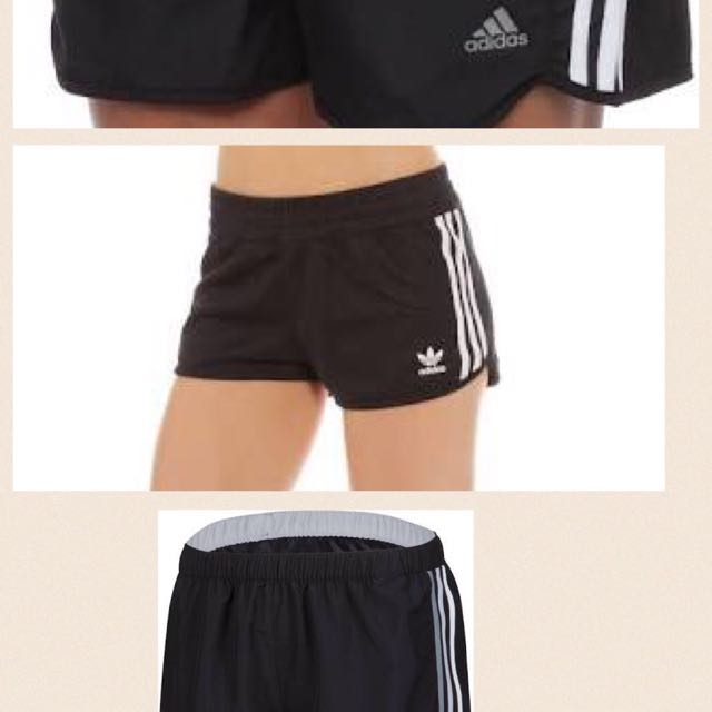 I'm Looking For Any Adidas Shorts (black)