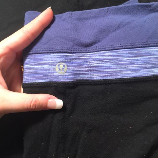 Lululemon Reversible Flare Pant
