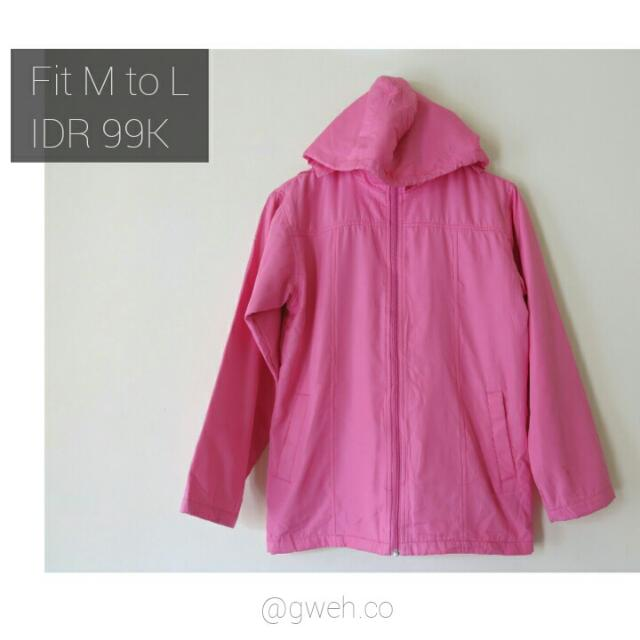 Namuri Pink Jacket