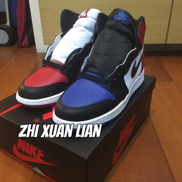 Nike Air Jordan 1 Top3