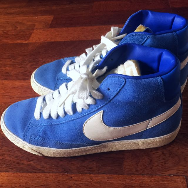 official photos 92d0e 36b22 Nike Blazers Women High Tops