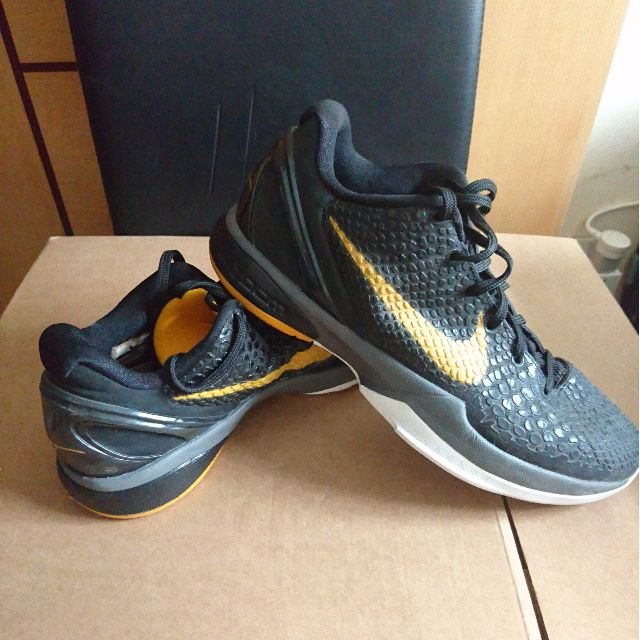 Nike Zoom Kobe VI - US9