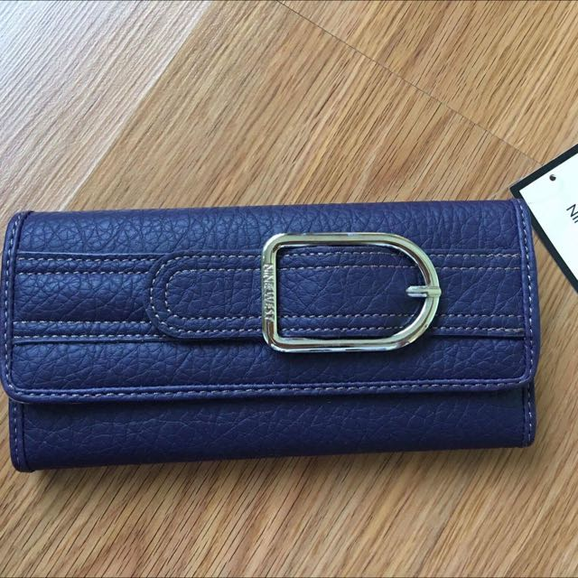 BNew Authentic Ninewest Wallet