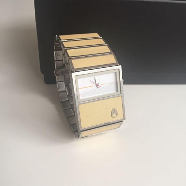 Nixon 'The Chalet' genuine watch