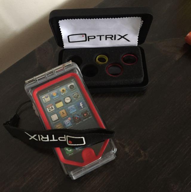 OPTRIX WATERPROOF CASE IPhone 5/5s‼️📍