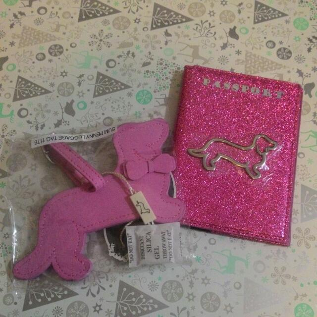 Passport Cover / Luggage Tag