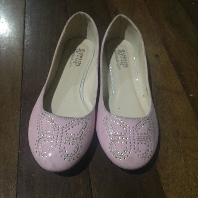 Pink Doll Shoes