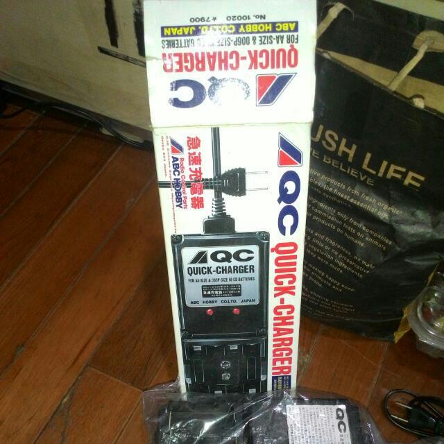 代PO-玩四驅車用-電池充電器(免運,可議