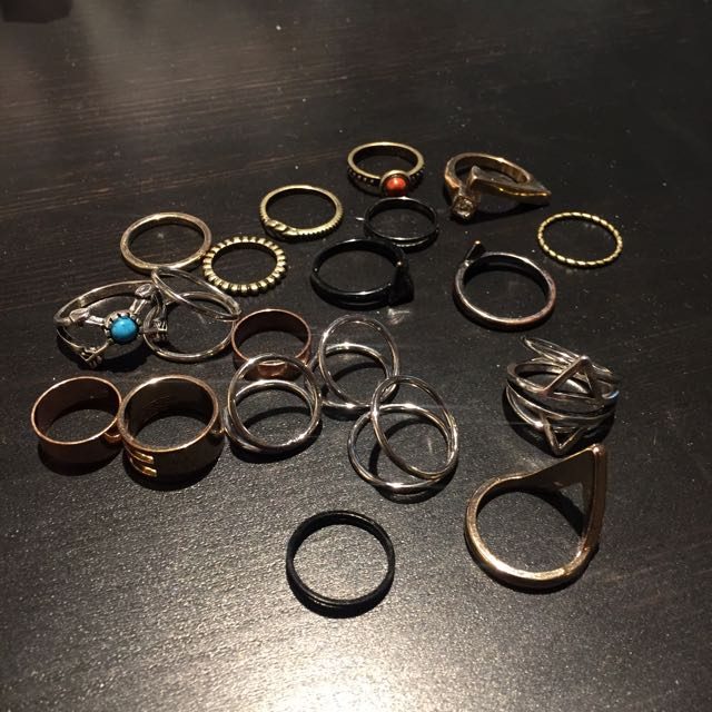 Rings Various Size