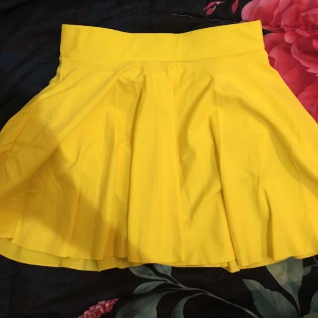 Rok Renang ( Kuning/Yellow )