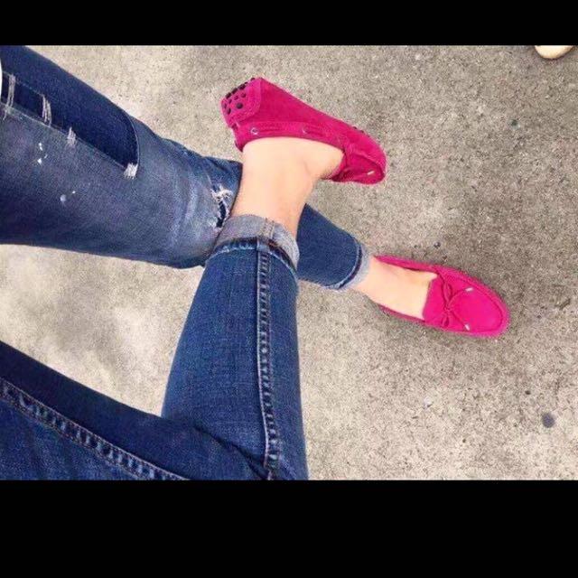 Serendipity 超好穿 小腳女孩 評價超好豆豆鞋