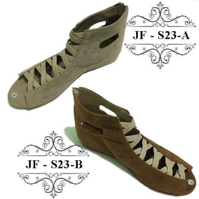 Shoes Made In Liliw Laguna