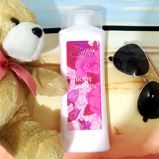 Silky Blossoms Body Lotion