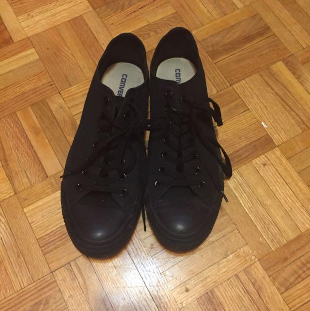 Size 11 Converse