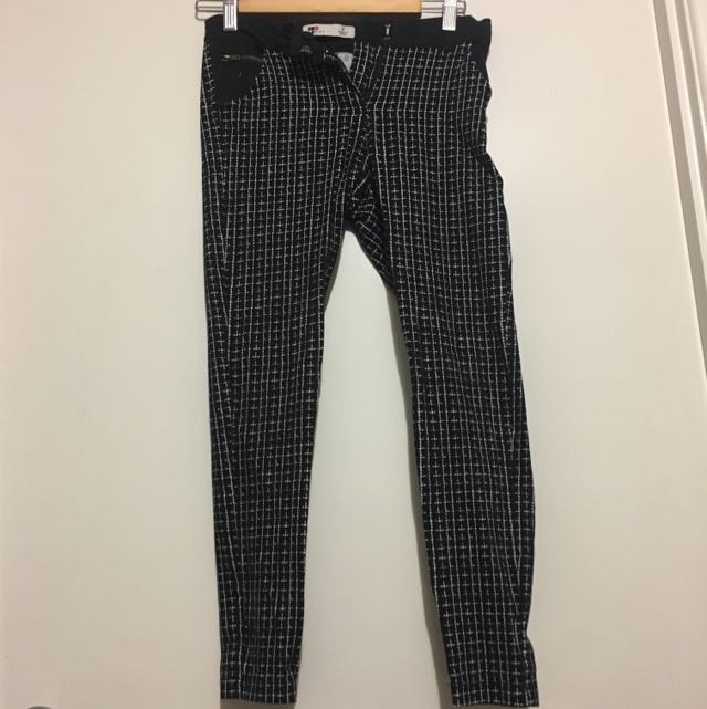 Size 8 Work Pants