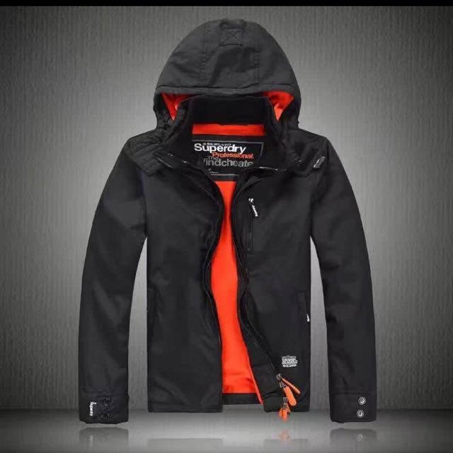 Superdry極度乾燥外套