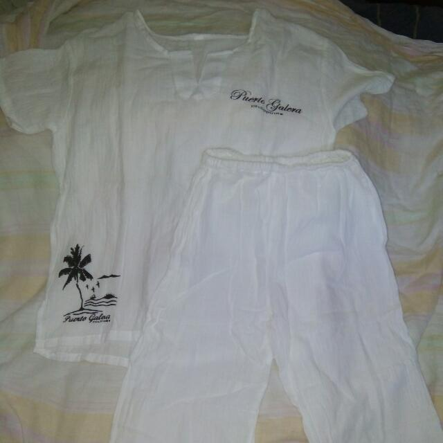 Terno Puerto Galeria  Clothes