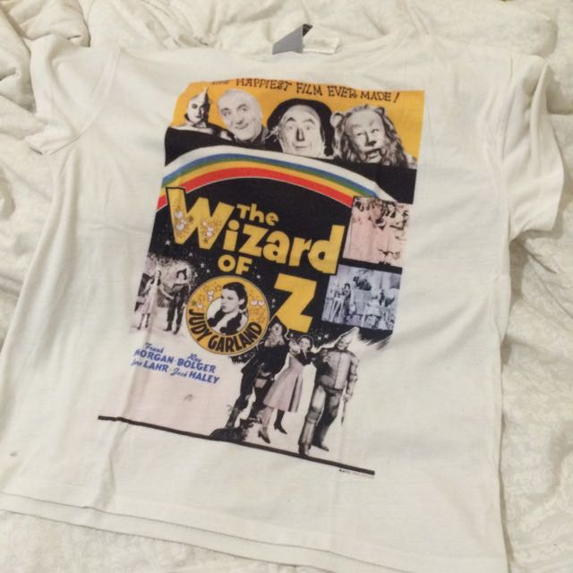 The Wizard Of OZ Oversize T Shirt MANGO