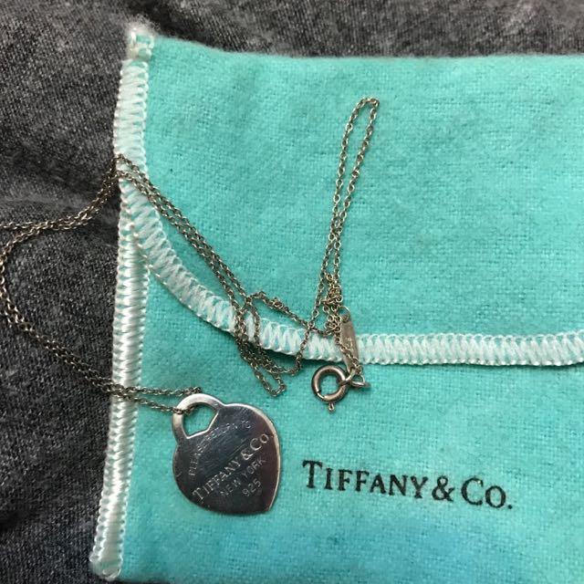 Tiffany&Co. 心型項鍊