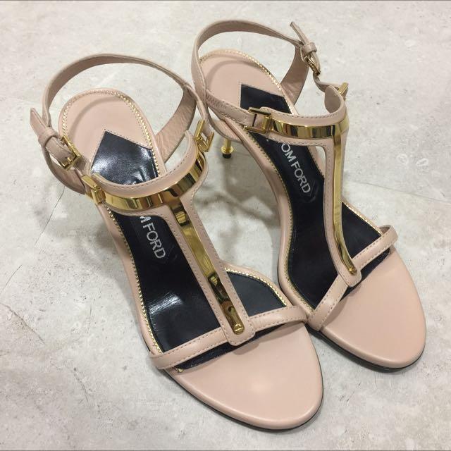 6a9f49202d9f4 Tom Ford Ladies Heels