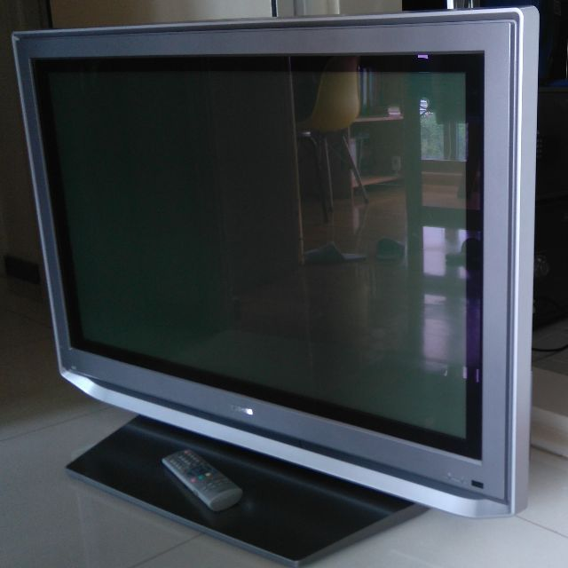 Toshiba 42 Inch Plasma Tv Home Appliances Tvs Entertainment