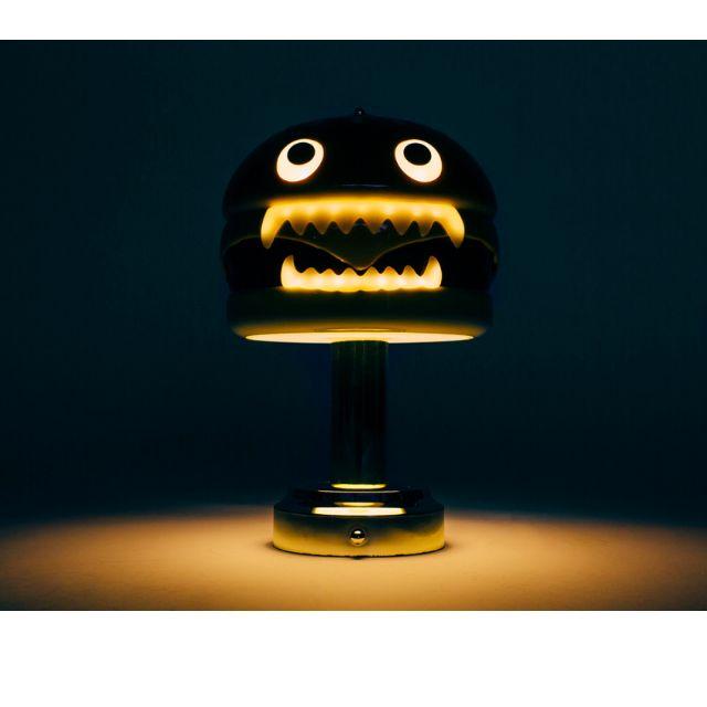 Undercover x Medicom Hamburger Lamp Jun Takahashi Rare Collectible