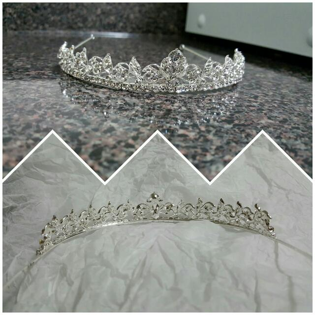 new wedding tiara