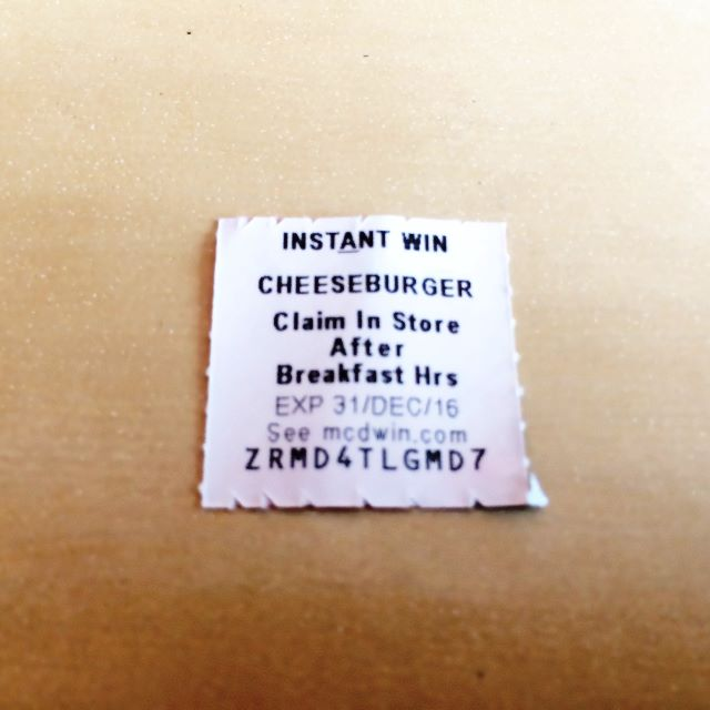 Ae instant win