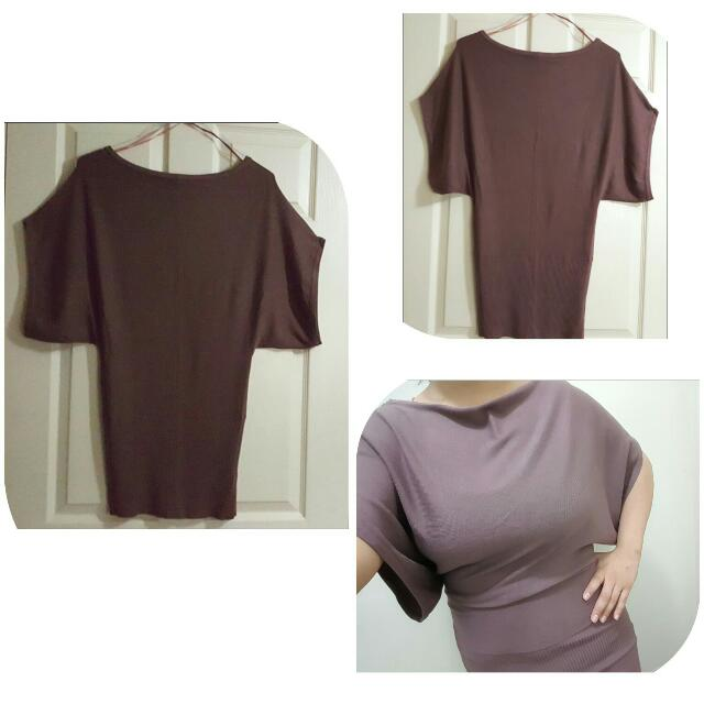 XL loose sleeve long top