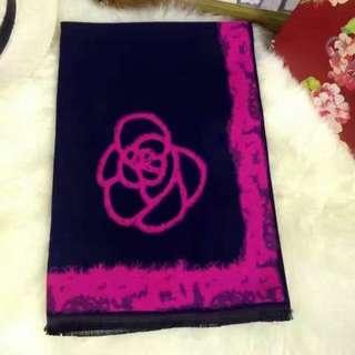 羊絨毛圍巾